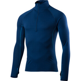 Houdini Desoli Zip Shirt Herr canyon blue